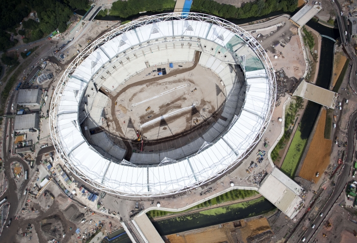 Sustainable Construction Photos at the 2012 Olympics